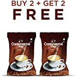 Continental XTRA Coffee Powder 50G Pouch ( Pack Of 2 )