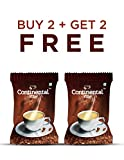 #7: Continental XTRA Instant Coffee Powder 50g Sachet PACK OF 2 ( BUY 2 + GET 2 FREE )