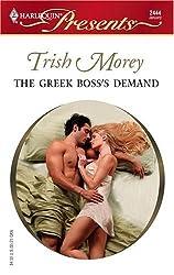 The Greek Boss's Demand by Trish Morey (2005-01-01)