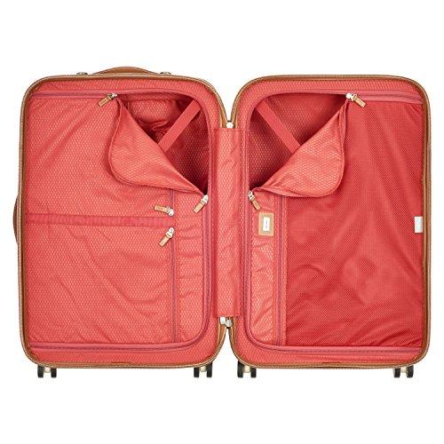 DELSEY PARIS CHATELET AIR Luxus Trolley / Koffer 67cm mit gratis Schuhbeutel und Wäschebeutel 4 Doppelrollen TSA Schloss - 9