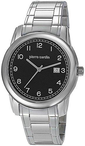 Pierre Cardin Herren-Armbanduhr Special Collection Analog Quarz Edelstahl Swiss Made