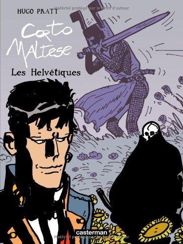 Corto Maltese, Tome 13 : Les Helvétiques de Hugo Pratt (6 janvier 2010) Album