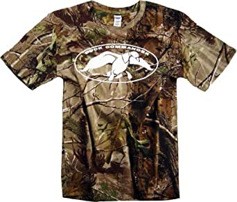 Duck Dynasty T-Shirt DVD TV Show Authentic Clothing Apparel Gear Merchandise Duck Commander Logo Shirt Small