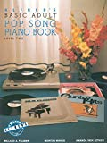 Alfred's Basic Adult Piano Course, Pop Song Book 2 by Palmer, Willard, Manus, Morton, Lethco, Amanda (1985) Paperback