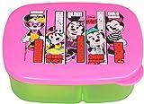 Disney Minnie Plastic Lunch Box Set, 450...