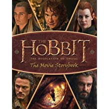 The Hobbit: The Desolation Of Smaug - Movie Storybook by Jrr Tolkien (November 04,2013)