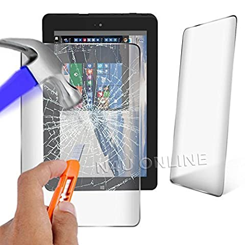 N4U Online® - Genuine Premium Tempered Glass Screen Protector For ARCHOS 90 Cesium 8.9