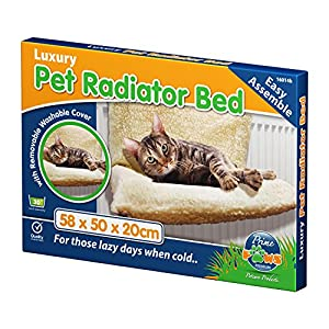 CAT-RADIATOR-BED-WARM-PET-BEDS-FLEECE-BASKET-PUPPY-CRADLE-ANIMAL-HAMMOCK-PUP-DOG