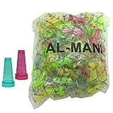 ShiSha Hygienemundstücke Al Mani außen 10 er Beutel bunt