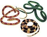 Stretch-Schlangen sortiert, 3 Stück