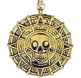 Inception Pro Infinite Halskette mit Anhänger - Fluch der Karibik - Bronze Farbe - Geschenkidee