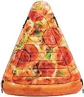 Intex 58752 - Materassino Pizza - Stampa Realistica, Multicolore, 175 x 145 cm