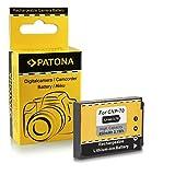 Akku / Batterie NP-70 NP70 für Casio Exilim EX-Z150 | EX-Z155 | EX-Z250...