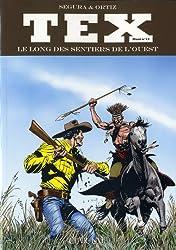 Tex Maxi, Tome 13 : Le long des sentiers de l'Ouest