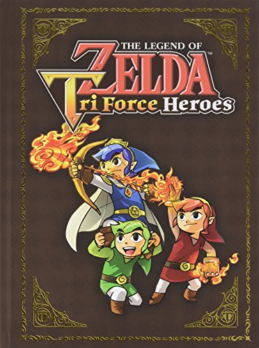 The Legend of Zelda: Tri Force Heroes Collector's Edition Guide por Prima Games