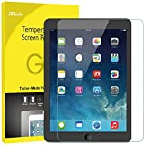 JETech Pellicola Protettiva in Vetro Temperato per il nuovo iPad iPad 9.7 Pollici (Modello 2018/2017), iPad Air 1, iPad Air 2 e iPad Pro 9.7 Pollici