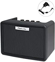 Lesgos Guitar Amp, Mini Speakers, Electric Guitar Amplifier, Rechargeable Portable Bass Ukulele Guitar Amp Gui