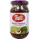 #3: Tops Chutney - Sweet Mango, 500g Jar