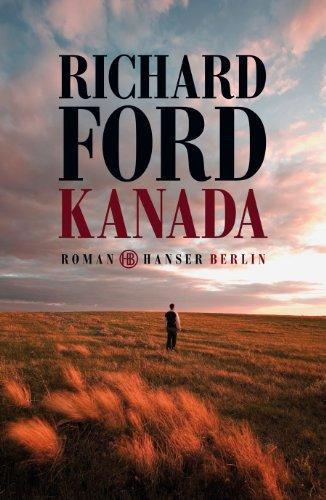 Buchseite und Rezensionen zu 'Kanada' von Richard Ford