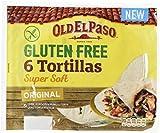 Old El Paso Glutenfree 6 Tortillas Super Soft Original, 6er Pack (6 x 216 g)