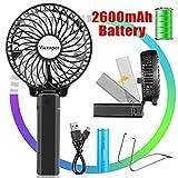 Victoper Mini Ventilateur USB Portable, Mini Ventilateur de Poche, Ventilateur...