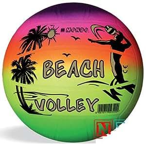 MGM - Ballon de beach volley rainbow