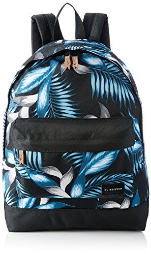 Quiksilver Everyday Póster Medio Mochila Grande, Bonnie Blue, 32 x 12 x 41 cm