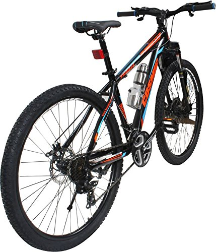 Cosmic Trium 27.5 Inch Mtb Bicycle 21 Speed Hybrid Cycle (Black:Blue)