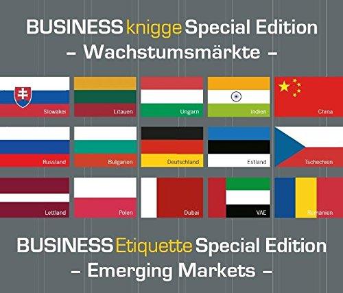 7 CD-Box Express Wissen - Business Knigge Special Edition - Wachstumsmärkte