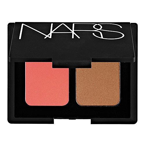 NARS Bronzer Blush Duo, Orgasm/Laguna by NARS - Blush Bronzer