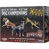 Zombicide Box of Zombies: Dog Companions: Set #6 - Modelo a escala (CoolMiniOrNotInc. GUG0020) (importado)
