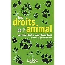 Les droits de l'animal