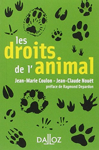 Les droits de l'animal par Jean-Marie Coulon