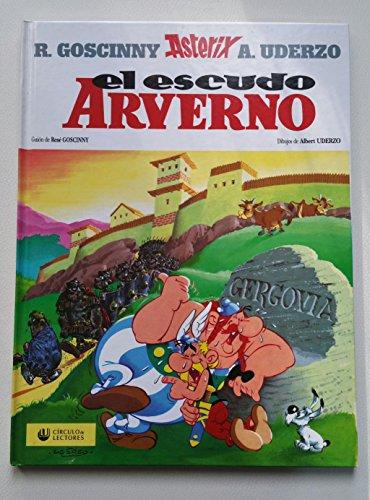 Escudo arverno,el (Astérix Espagno) por R. Goscinny