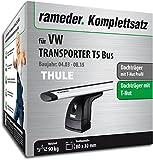 Rameder Komplettsatz, Dachträger WingBar für VW Transporter T5 Bus (140864-05005-1)