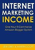 INTERNET MARKETING INCOME 2016: One Hour E-Commerce & Amazon Blogger Profits