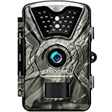 EARTHTREE Wildlife Trail Camera 12MP 1080P HD Hunting Cam with 940nm IR LEDs
