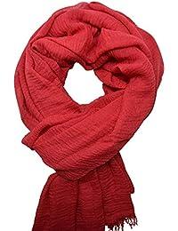be21d23b97d0 Amazon.fr   KARL LOVEN - Echarpes et foulards   Accessoires   Vêtements