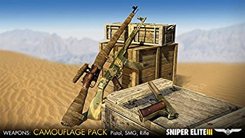 Sniper Elite 3 - Camouflage Weapons Pack DLC [Online Game