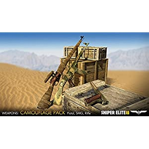 Sniper Elite 3 – Camouflage Weapons Pack DLC [Online Game Code] [Online Steam Code]