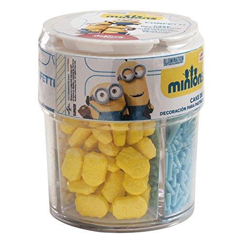 Confeti de Los Minions