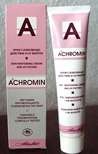 2 x NEW Achromin Skin Whitening Cream - 45ml-THE ORIGINAL! !!!TOP PRODUCT by Achromin