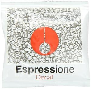 Espressione Decaffeinated Blend E.S.E. Coffee Pods