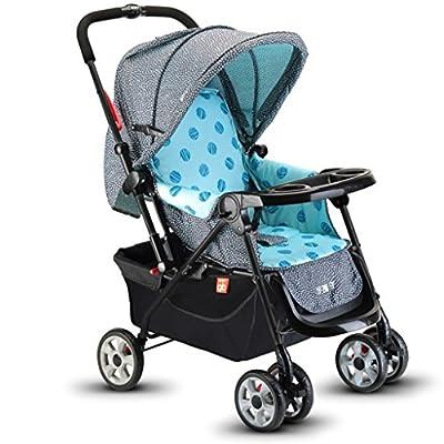 Strollers NAUY @ Cochecito de bebé Ligero Puede acostarse para Tomar-Peng Completo de Dos vías para implementar el Choque del bebé de la Carretilla Sillas de Paseo