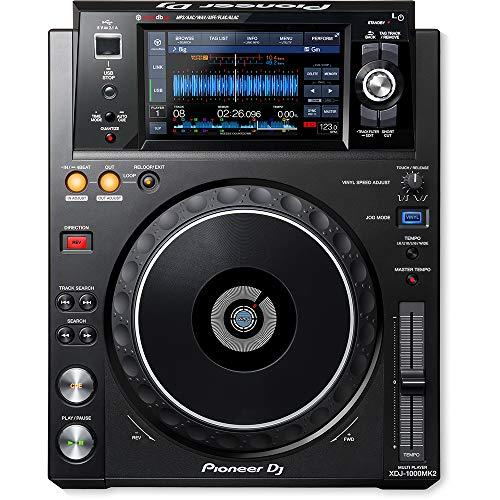 PIONEER XDJ 1000 MKII Deck digitale rekordbox-ready