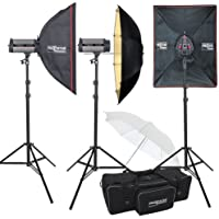 "proxistar Studioblitzset ""SOFT 60x90 XL"" PS-200A"
