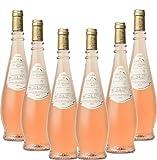 Lot de 6 Château de la Clapière Cru Classé Côtes de Provence rosé