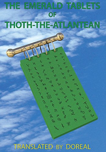 The Emerald Tablets of Thoth-The-Atlantean (Thoth Of Tablets)