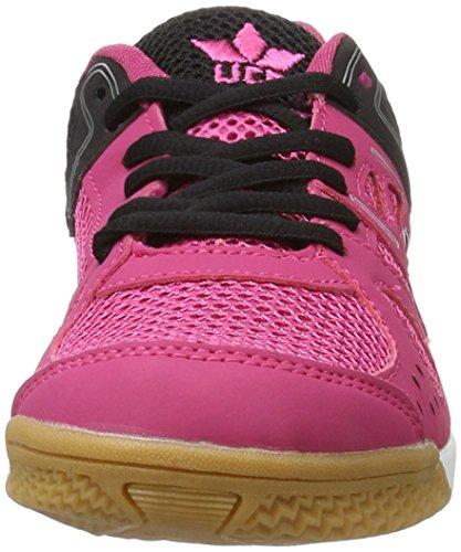 Lico Catcher, Scarpe Sportive Indoor Donna Rosa (Pink/schwarz/weiss)