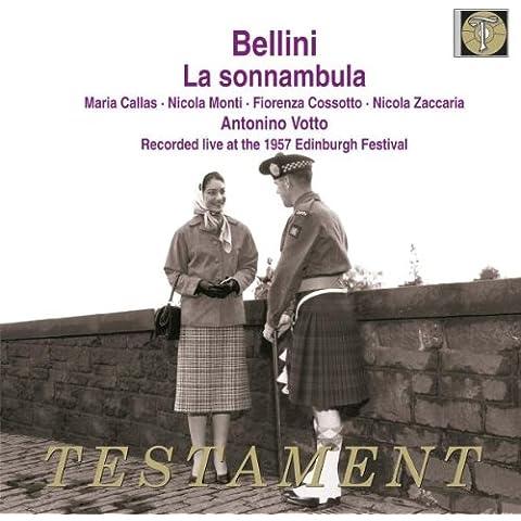 Vincenzo Bellini La Sonnambula